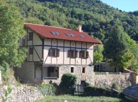 Casa Rural Natura Sobron, Sobrón