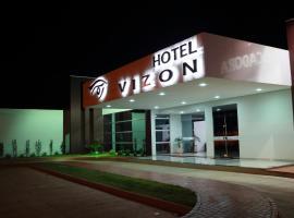 Hotel e Locadora Vizon, Vilhena