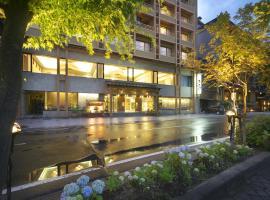 花水庭酒店, 富士河口湖