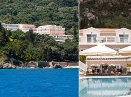 Odysseus Hotel, Paleokastritsa