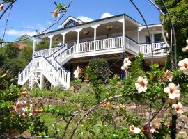 Boonah Hilltop Cottage, Boonah (Bigriggan yakınında)