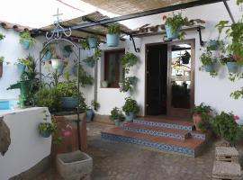 Casa Del Abuelo Martín, Villaviciosa de Córdoba (Espiel yakınında)