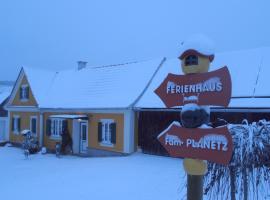 Ferienhaus Planetz