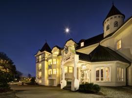 Schloss Hotel Holzrichter, Nachrodt-Wiblingwerde (Im Dahl yakınında)