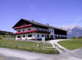 Ferienwohnung Stillerhof, Innsbruck (Kreith yakınında)