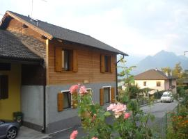 B&B Agritur Affittacamere Capra Mauro, Carzano (Telve yakınında)