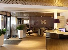 Hotel The Originals de l'Orme Évreux (ex Inter-Hotel)