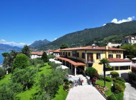 Villa Kinzica, Sale Marasino