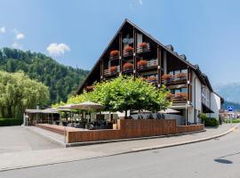 Hotel Krone Sarnen, Sarnen (Kerns yakınında)