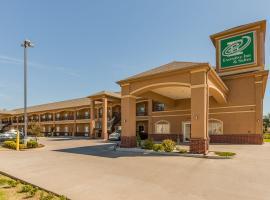 Executive Inn & Suites Cushing, Cushing (Near Chandler)