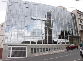 Barbur Center Hotel, Ponta Grossa (Cará-Cará yakınında)