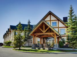 Lakeview Inns & Suites - Okotoks, Okotoks (Black Diamond yakınında)