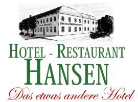 Hotel Hansen, Heinsberg (Hückelhoven yakınında)