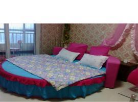 Shangyuan No.8 Daily Apartment, Baoding (Jiangcheng yakınında)