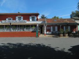 Auberge des Sablons, Taponas (рядом с городом Бельвиль-сюр-Саон)