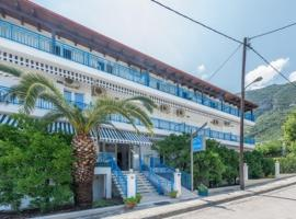 Hotel Dellis, Kamena Vourla