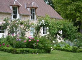 La Maison du Potager de Mazières, Sainte-Solange (рядом с городом Farges-en-Septaine)