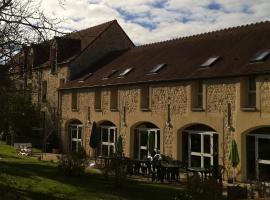 Hotel Restaurant du Mée, Ле-Ме-сюр-Сен (рядом с городом Рубель)