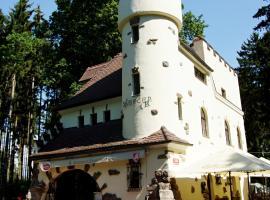 Rezidence Zámeček - Boutique Hotel