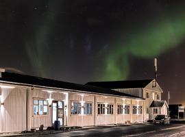 Bakki Hostel & Apartments, Eyrarbakki (Berdekatan Þorlákshöfn)