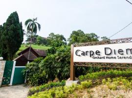 Carpe Diem Orchard Home, Rawang