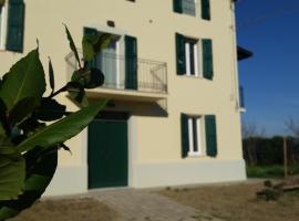Casa Selene Rocchi, Savignano sul Panaro (Montescarso yakınında)