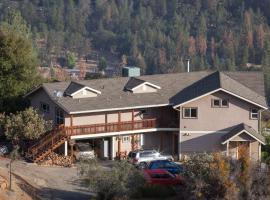 Yosemite Sierra View Bed & Breakfast, Oakhurst
