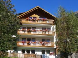 Appartements Sonnenschein, Rio Bianco (Malghe di Mezzomonte yakınında)
