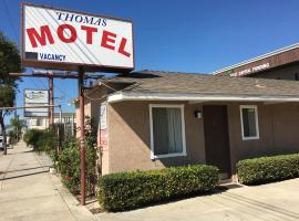 Thomas Motel, Bellflower (in de buurt van Artesia)