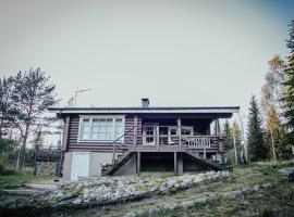 Cottage Hoviranta Hartola, Kirkkola