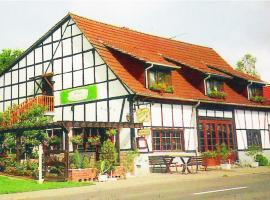 Pension Waldblick, Grillenberg (Wettelrode yakınında)