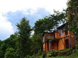 Amaraka Lodge, Leandro N. Alem (Cerro Azul yakınında)
