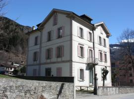 Apartment Villa Caterina, Faido (Dalpe yakınında)