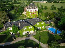 Maison d'Hôtes Domaine de la Rhue, Rocamadour