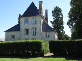 Château Turgot Gîtes, Bons-Tassily (рядом с городом Villers-Canivet)