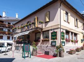 Hotel Pontejel, Cortina d'Ampezzo