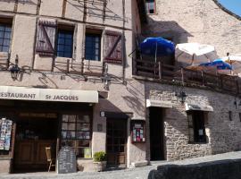 Auberge Saint Jacques, Conques