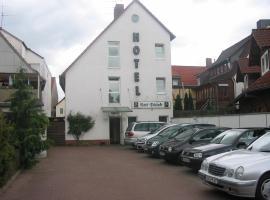 Ratsschänke - Hotel Garni, Gifhorn