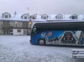 North Adventure Inn, Cochrane