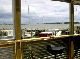 Boat Haven Studios, Goolwa (Currency Creek yakınında)