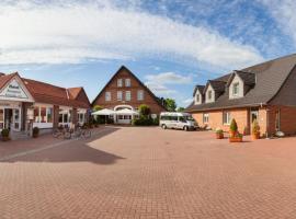 Landhotel Zur Linde, Verden (Magelsen yakınında)