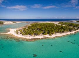 Fafarua Ile Privée Private Island