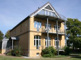 Gästehaus am Lausitzring, Poley (Sallgast yakınında)