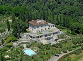 Villa la Borghetta Spa Resort, Figline Valdarno