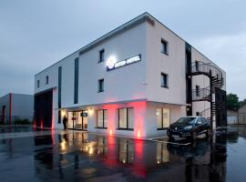 Hotel The Originals Marne-la-Vallée Est Meaux (ex Inter-Hotel)