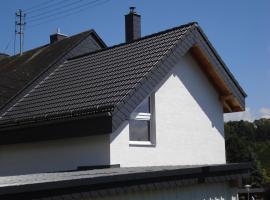 Ferienwohnung Wild, Vollmersbach (Veitsrodt yakınında)