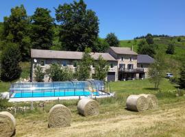 Le Moulinage Des Ruches, Saint-André-en-Vivarais (рядом с городом Saint-Bonnet-le-Froid)