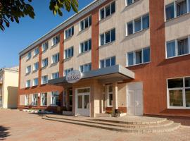 AMAKS City Hotel, Zhlobin (Svyetlahorsk yakınında)