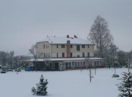 Penzion U Vaňáčů, Zvíkovské Podhradí (Svatá Anna yakınında)