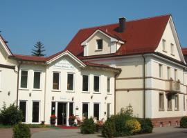 Hotel Germersheimer Hof, Germersheim (Lingenfeld yakınında)